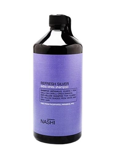 Nashi Refresh Silver Şampuan 1000 Ml Renksiz